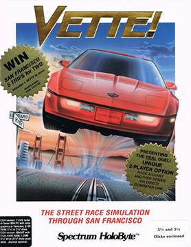 La trouvaille du jour : Corvette ZR-1 Challenge sur Nintendo NES - Page 2 Vette