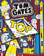 Couverture Tom Gates : TOP Of The Class (Nearly)