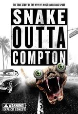 Affiche Snake Outta Compton