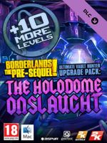 Jaquette Borderlands : The Pre-Sequel - The Holodome Onslaught