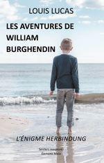 Couverture les aventures de william burghendin