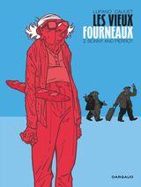 Couverture Bonny and Pierrot - Les Vieux Fourneaux, tome 2