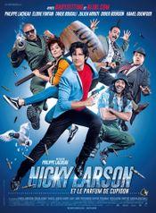 Affiche Nicky Larson et le Parfum de Cupidon