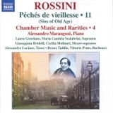 Pochette Péchés de vieillesse 11 (Sins of Old Age): Chamber Music and Rarities 4