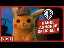 Video de Pokémon Détective Pikachu