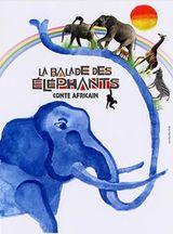 Affiche La Balade des éléphants