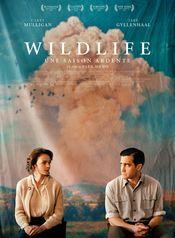 Affiche Wildlife : une saison ardente