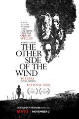 Affiche De l'autre côté du vent