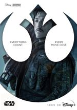 Affiche Rogue One's Cassian Andor