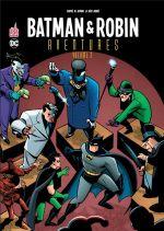 Couverture Batman & Robin Aventures, tome 2