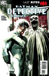 Couverture Batman : Last Rites