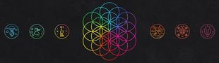 Cover Top Album Coldplay