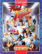 Jaquette Final Fight