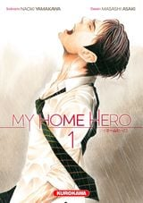 Couverture My Home Hero, tome 1