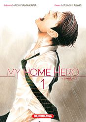Couverture My Home Hero