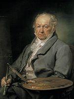 Photo Francisco de Goya
