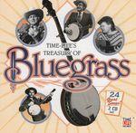 Pochette Time Life's Treasury of Bluegrass