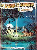 Couverture Le Serment de Mowgli - Le Livre de la Jungle, tome 2