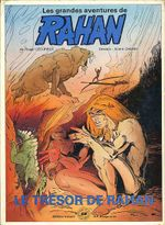 Couverture Le Trésor de Rahan - Rahan (Rouge et Or), tome 2