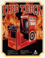 Jaquette Fire Truck