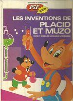 Couverture Les Inventions de Placid et Muzo