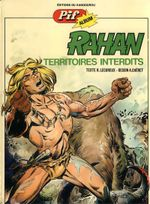 Couverture Territoires interdits - Rahan (Pif Album), tome 2