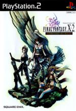 Jaquette Final Fantasy X-2 : Last Mission