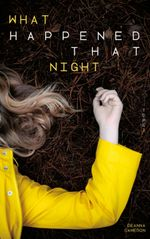 Couverture What happened that night, tome 2