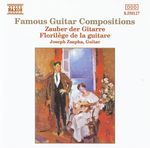 Pochette Famous Guitar Compositions