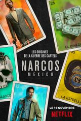 Affiche Narcos : Mexico