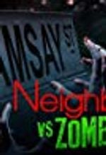 Affiche Neighbours vs. Zombies