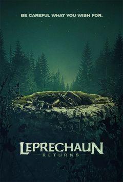 Affiche Leprechaun Returns