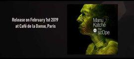 Vidéo Son du jour : Manu Katché tease son album The Scope