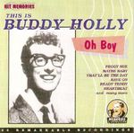 Pochette Oh Boy: This Is Buddy Holly