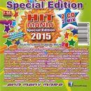 Pochette Hit Mania 2015