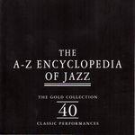 Pochette The A-Z Encyclopedia of Jazz