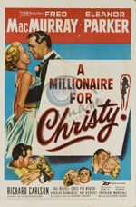 Affiche A Millionaire for Christy
