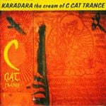 Pochette Karadara: The Cream of C Cat Trance