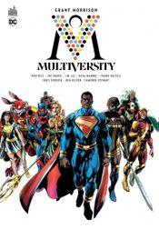 Couverture Multiversity