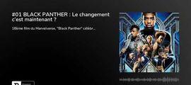 Vidéo Fin de séance (podcast) : Black Panther