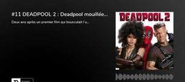 Vidéo Fin de séance (podcast) : Deadpool 2