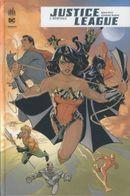 Couverture Héritage - Justice League (Rebirth), tome 5