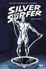 Couverture 1966-1968 - Silver Surfer : L'Intégrale, tome 1