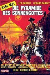 Affiche Die Pyramide des Sonnengottes