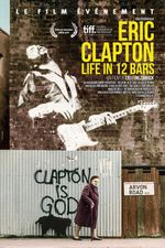 Affiche Eric Clapton : Life in 12 Bars
