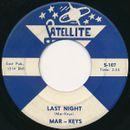 Pochette Last Night / Night Before (Single)