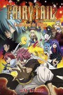 Affiche Fairy Tail : La Prêtresse du phénix