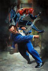 Jaquette Marvel's Spider-Man : La guerre des gangs