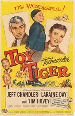 Affiche The Toy Tiger