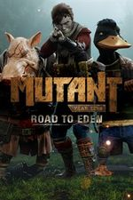 Jaquette Mutant Year Zero : Road to Eden